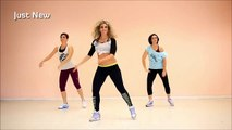 Zumba fitness dance workout for beginners step by step l Zumba dance workout music l Just New  l Just New