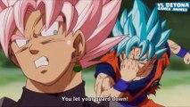 Goku vs Black - Trunks vs Zamasu (The Best Fight - Dragon Ball Super)