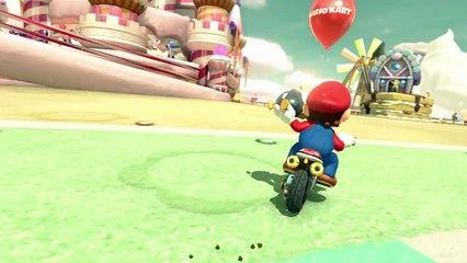 Mario Kart 8 Deluxe : Mario Kart 8 Deluxe - Bo-omb blast