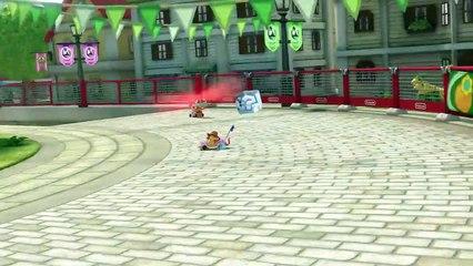 Mario Kart 8 Deluxe : Mario Kart 8 Deluxe - Piranha Plants vs. Spies