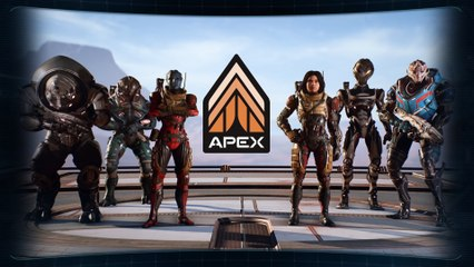 "MASS EFFECT  ANDROMEDA – APEX Mission Brief 01  ""Drack s Missing Scouts"" de Mass Effect : Andromeda"