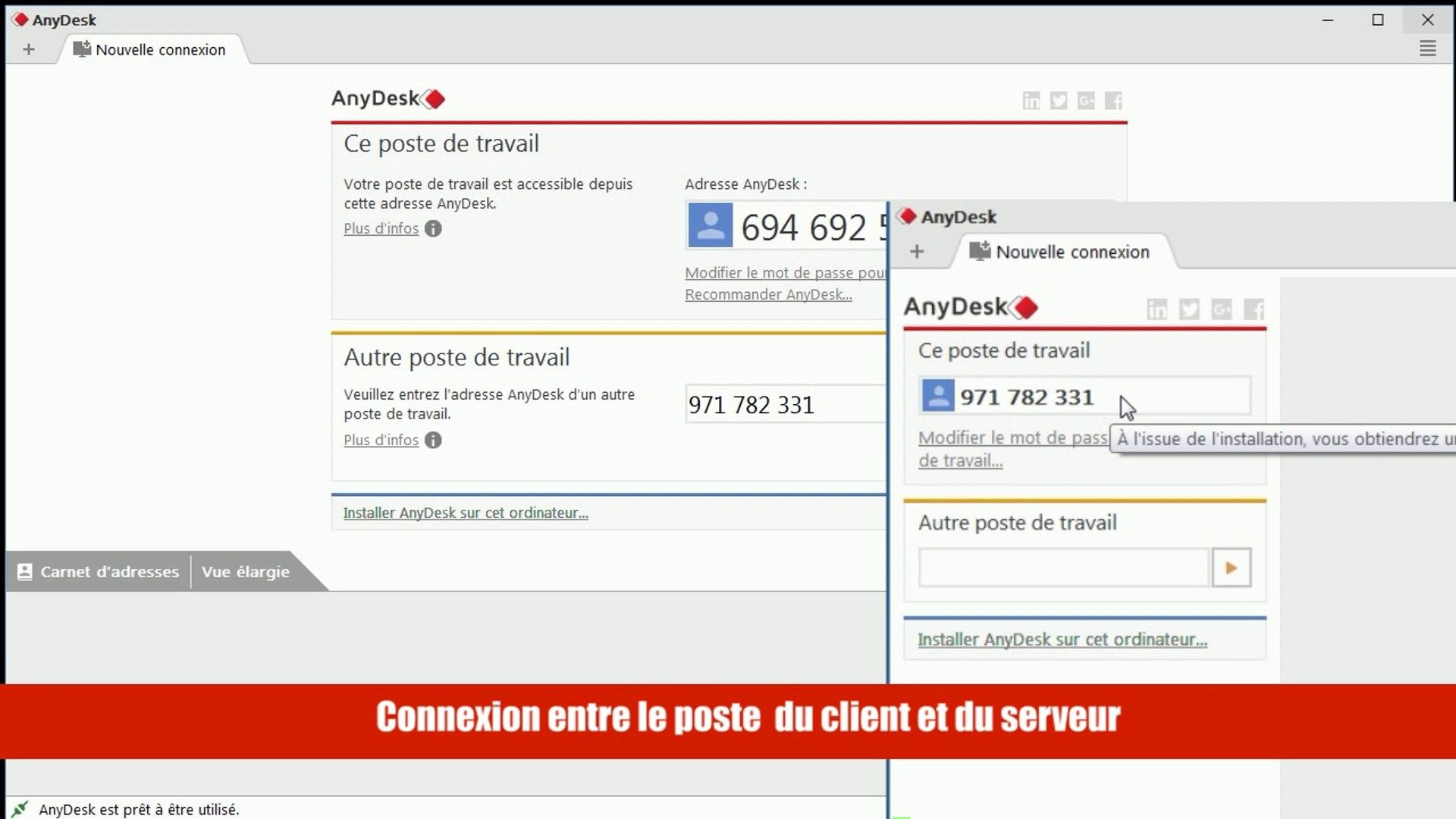 Tutoriel pour bien démarrer avec AnyDesk