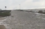 'River of Hail' Floods County Road North of Lubbock