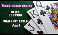 Video cara bermain texas poker online - smallest table fast blind 200-400