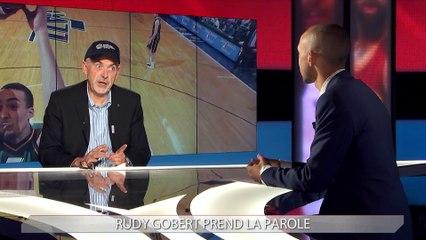 Rudy Gobert donne de la voix dans l'Utah