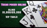 Video cara bermain texas poker online - vip table blind 10.000-20.000