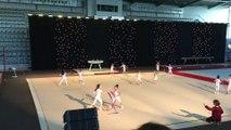 Gala ASMB Gymnastique 06/2016 Louise Mini GR