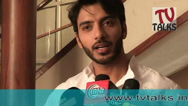 On set of Jaana Na Dil Se Door Interview Vikram Singh Chauhan