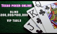 Video cara bermain texas poker online - vip table blind 200.000-400.000