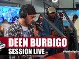 Session Live de Deen Burbigo, Makala, Veerus, Jehkyl, Infinit, Eff Gee & Perso #PlanèteRap