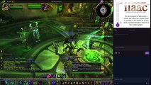 The most Unprofessional Stream World of Warcraft Demon Hunter 2017-018 Unforgivable Plot Holes