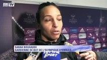 Ligue des champions féminine – Sarah Bouhaddi : ''On a une force collective puissante''