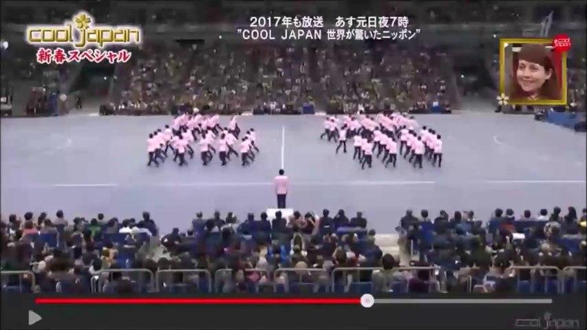 COOL JAPAN 新春sp 世界が驚いたニッポン 1231