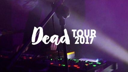 "DAS MOON - ""DEAD"" TOUR 2017 zapowiedź trasy"