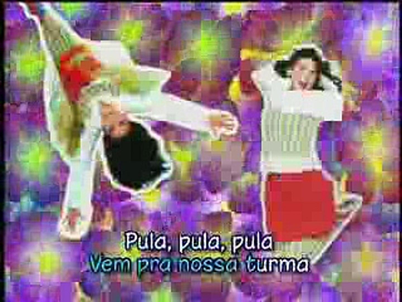 Aline Barros Aline Barros & Cia 2 aline barros e cia - pula pula (legendado) - vídeo dailymotion