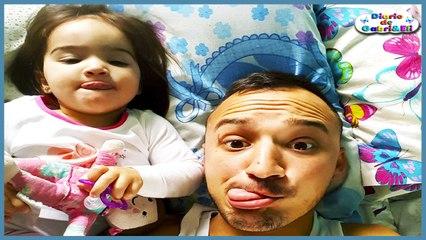 Buenos días amigos | Good morning friends | Diario de Gabri y Eli | 2016