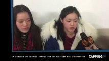 Les filles du Chinois tué par des policiers nient toute agression (vidéo)