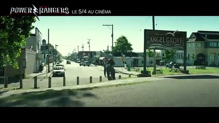 POWER RANGERS - Official Trailer (VF) - le 54 au cinéma