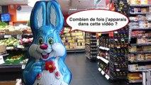 Gagne ton chocolat de Pâques avec intermarché Vincennes.