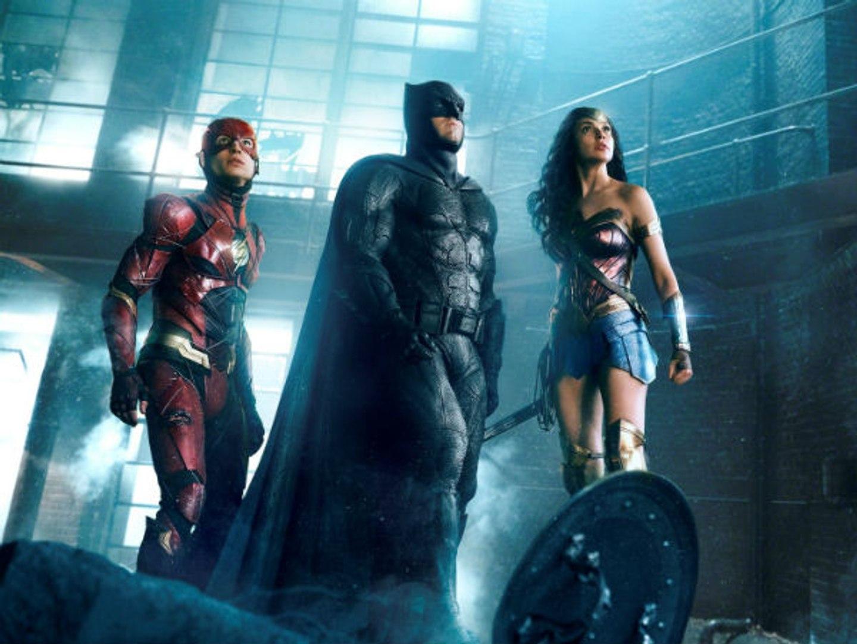 Justice League: Trailer HD VO st bil