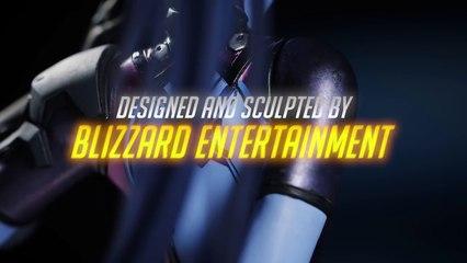 Statue Widowmaker :  (Overwatch)