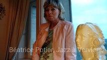 Béatrice Potier, de Jazz à Liège, lauréate de la catégorie culture