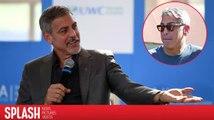 Le charme et l'humour du futur papa George Clooney