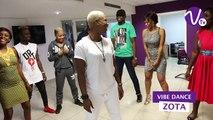 Cours de Danse ZOTA ( Akrakabo )  Serge Beynaud