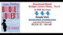Bridget Jones's Baby_ The Diaries