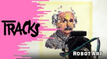 Robot Art - Tracks ARTE