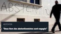 """Antoine Peillon : """"deux-tiers des abstentionnistes sont des gens engagés."""""""