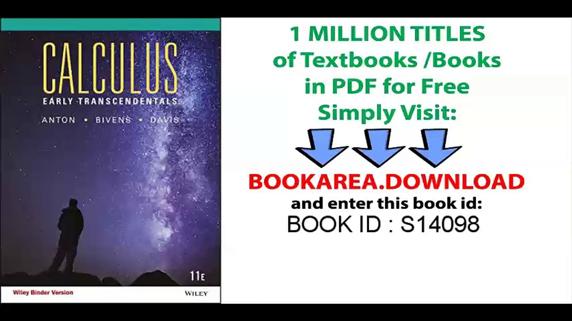 Calculus Early Transcendentals 11e Binder Ready Version + WileyPLUS  Registration Card