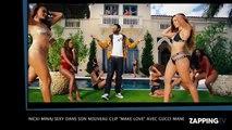 """Nicki Minaj sexy dans son nouveau clip """"Make Love"""" avec Gucci Mane!"""