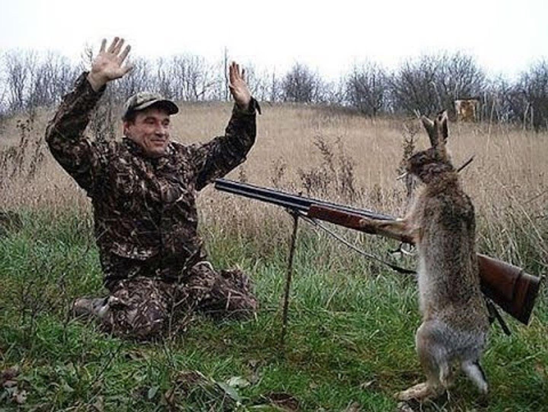 La video la plus drole du monde de chasse - Vidéo Dailymotion