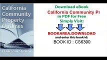 California Community Property_ California Community Property