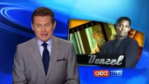 Denzel Washington à la télévision australienne