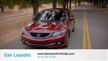 Serving Oakland, CA - Honda Car Repair   San Leandro Honda