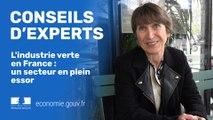 L'industrie verte en France : un secteur en plein essor