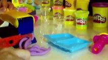 [Padu] Play Doh Ice Cream Swirl Shop Surprise Eggs Toys  - Play Doh Ice Cream