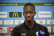 J31 / Ibrahim CISSÉ avant #TOURSRED