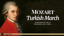 Mozart - Turkish March (Rondò Alla Turca) | Classical Piano Music