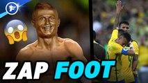 Zap Foot : le but impossible de Neymar, le geste technique génial de De Bruyne