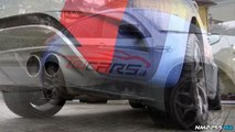 BMW X6M Bi-Turbo with Custom Exhaust Revving