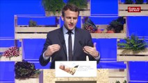 Macron face à la FNSEA