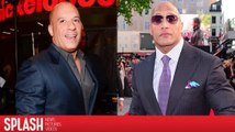Dwayne 'The Rock' Johnson and Vin Diesel to be Separated During 'Furious' Promo
