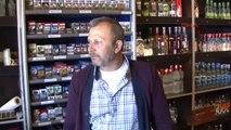 Balıkesir Büfeden Sigara ve Alkollü Içki Hırsızlığı