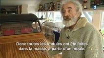 Un ébéniste fabrique une réplique de 2 CV en bois fruitier monsterbuzz.fr
