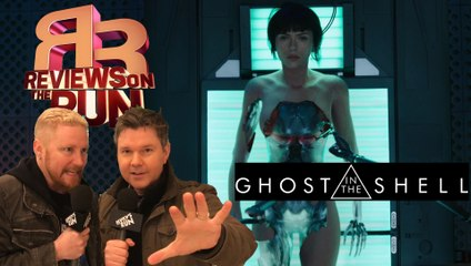Ghost in the Shell (2017) Review - Reviews on the Run - Electric Playground