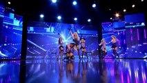 Ces danseuses enflamment le jury ! Chaud chaud chaud !