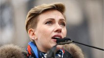 Scarlett Johansson May Run For Office Someday